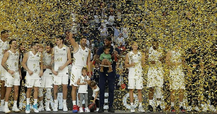 Süper Kupa'nın sahibi Real Madrid