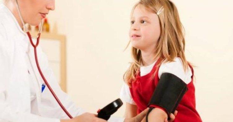 3 yaşından sonra çocuğunuzun tansiyonunu ölçtürün!