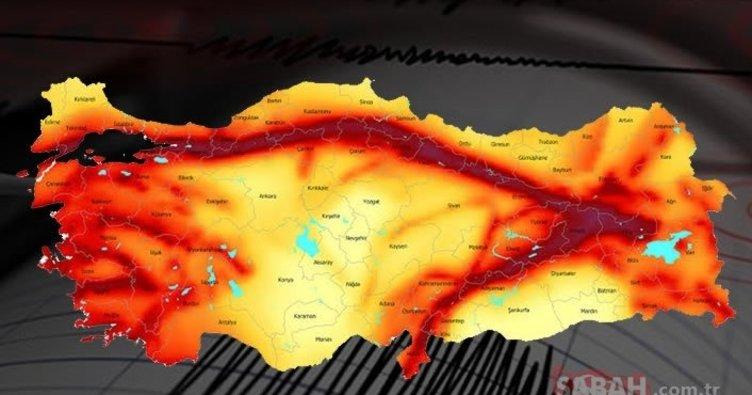 Son Dakika! Akdeniz'de korkutan deprem! Muğla - Marmaris ile Antalya'da da hissedildi! AFAD ve Kandilli Rasathanesi son depremler listesi BURADA...