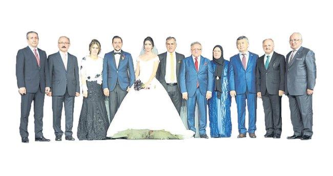 Arslan ve Beyoğlu ailelerinin mutlu günü