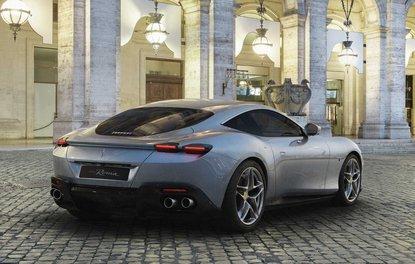 Ferrari Roma tanıtıldı