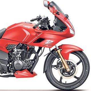 Hintli motosikletçi yatırım için gaza bastı