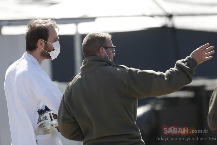 SON DAKİKA HABERLERİ: İspanya'da korkutan olay! Huzurevine giren askerler gördükleri karşısında dehşete kapıldı...