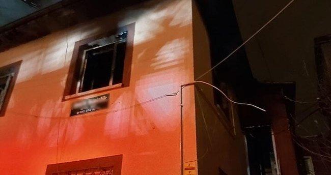 Malatya'da şaşkına çeviren olay! Babasıyla tartıştı, evi ateşe verdi