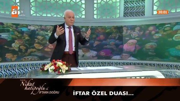 İftar duası: İftar duası nasıl yapılır? 13 Nisan İftar duası Türkçe okunuşu ve manası burada | Video