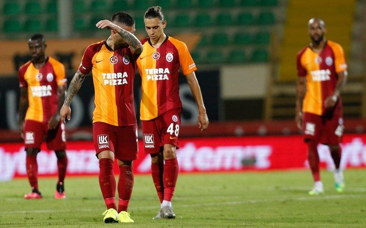 Galatasaray'da Fatih Terim 11'ini belirledi! Ankaragücü karşısında...