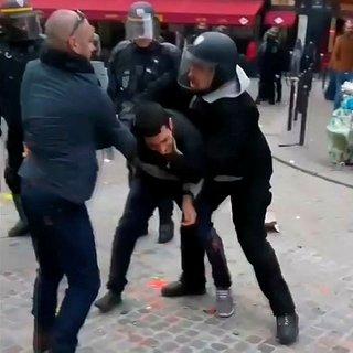 Macron'un Özel Kalem Müdür Yardımcısı gözaltında