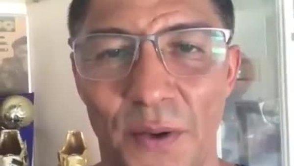 Mario Jardel'den Galatasaray taraftarlarına mesaj!