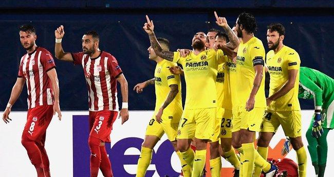 Villareal 5-3 Sivasspor | MAÇ SONUCU