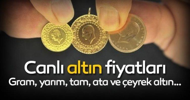 Son dakika: Altın fiyatları bugün ne kadar? Tam, yarım, cumhuriyet, gram ve çeyrek altın fiyatları alış satış fiyatı 15 Kasım