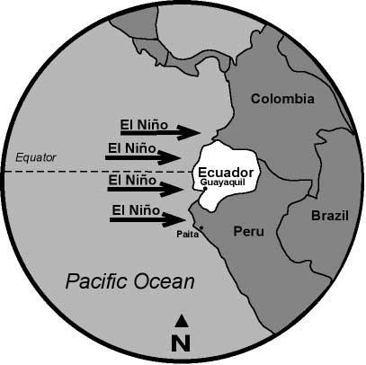 2016'nın büyük felaketi 'El Nino' olacak