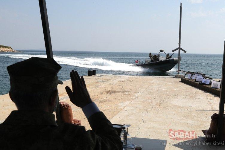 Son dakika haberi | Milli Savunma Bakanı Hulusi Akar'dan Doğu Akdeniz mesajı