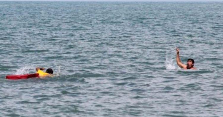 Kocaeli'de bir haftada 84 kişi boğulmaktan kurtarıldı
