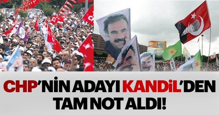 HDP, CHP adayı Alper Taş'a desteğini açıkladı