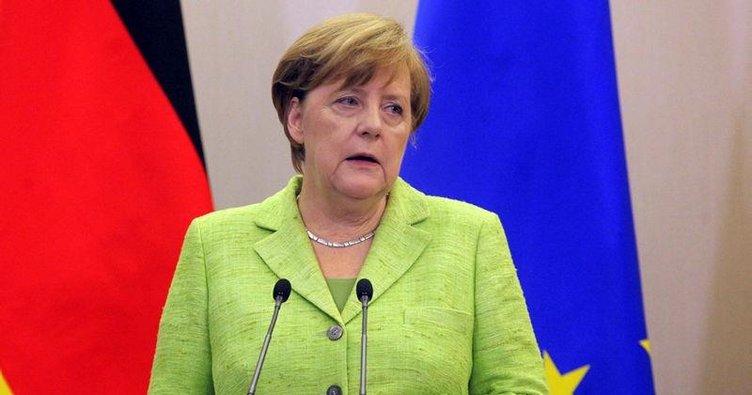 Merkel: Türkiye ile iyi ilişki AB'nin çıkarına