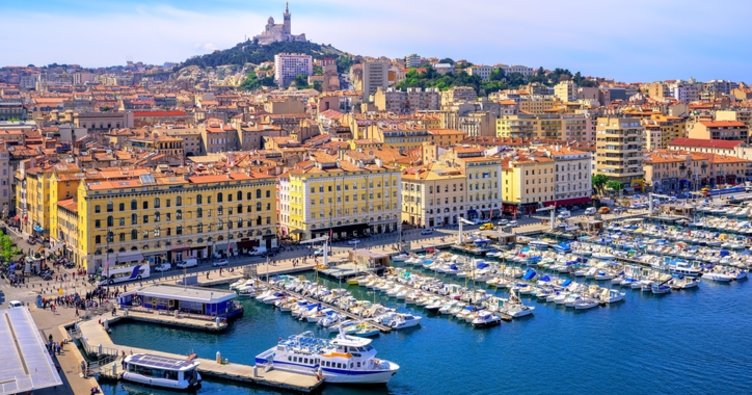 Akdeniz'in en gözde şehri Marsilya