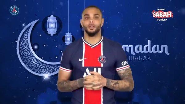 PSG'nin yıldızları Neymar ve Mbappe Ramazan ayını unutmadı...