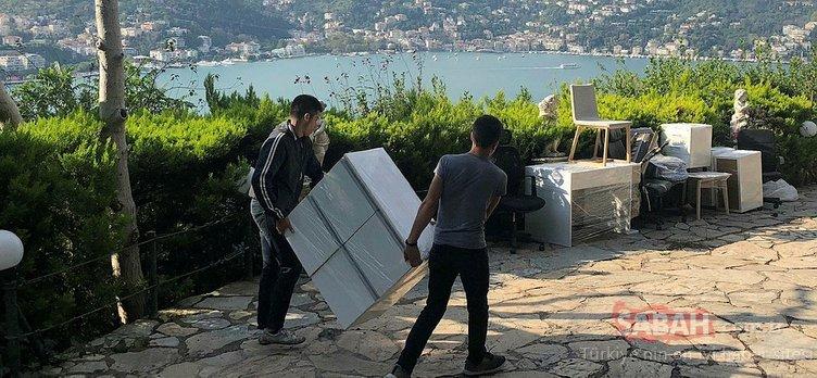Adnan Oktar'ın kaçak yapılarındaki yıkım kararı