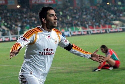 Diyarbakırspor-Galatasaray maçından kareler