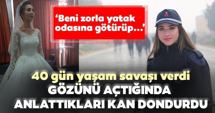 SON DAKİKA HABERİ | Kan donduran itiraflar: İntihar etmedim benimle zorla ilişkiye girdi sonra tabancayla vurdu...