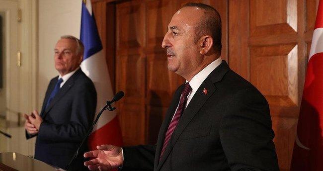 Sincar'da PKK yapılanmasına izin vermeyeceğiz