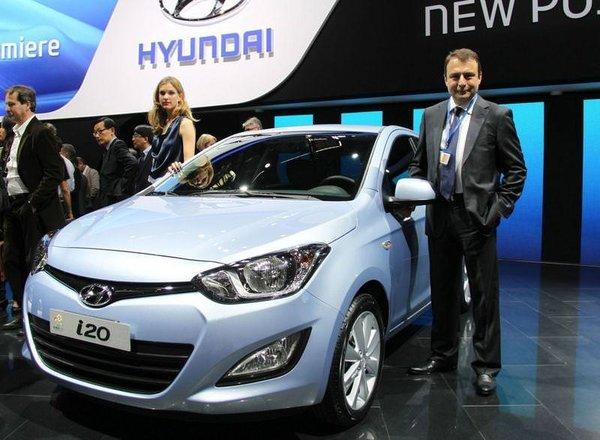Cenevre'de Hyundai rüzgarı