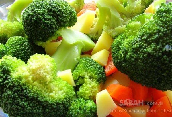 Bu besinleri tüketmek saç dökülmesini önlüyor!