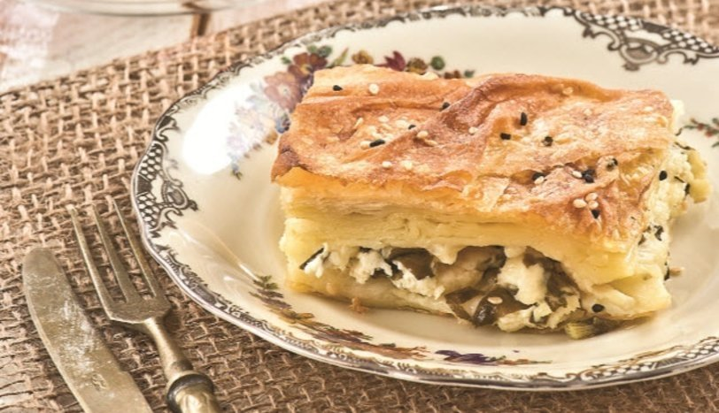 Sodalı börek tarifi: Peynirli sodalı börek nasıl yapılır?