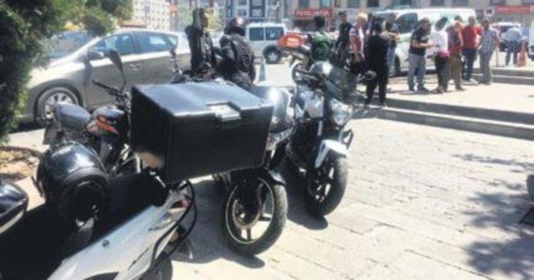 Motosikletli Kuryeler Derneği Başkanı trafik kazasında öldü