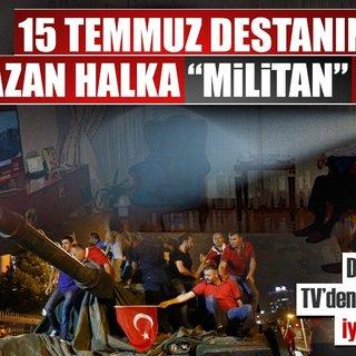 Kılıçdaroğlu'ndan büyük skandal! 15 Temmuz destanını yazan halka 'militan' dedi