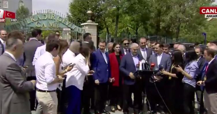 Başbakan Binali Yıldırım'dan önemli açıklamalar