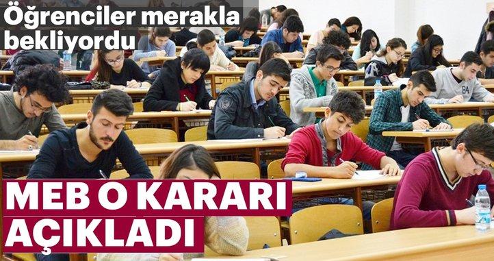 LGS giriş belgeleri MEB tarafından açıklandı! Liselere Geçiş Sınavı merkezi sınav yerleri belli oldu! İşte LGS ile ilgili tüm merak edilenler