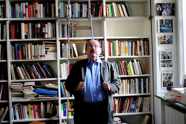 Umberto Eco'ya veda