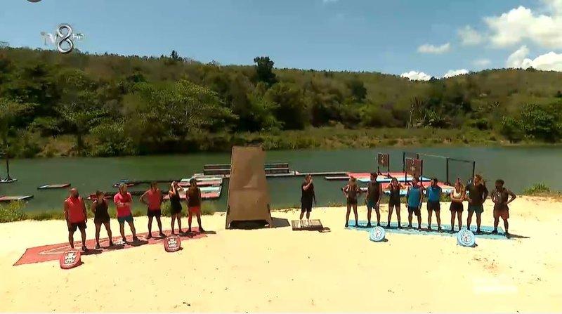 Son Dakika! Survivor'da kim elendi? 20 Nisan SMS oy sıralaması ile bu hafta Survivor'da kim elendi, kim gitti? İletişim ödülünü kazanan takım