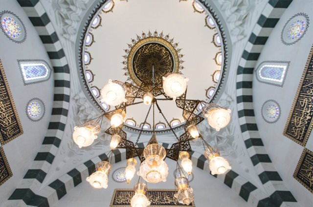 Cumhurbaşkanı Erdoğan ABD'nin ilk çift minareli camisini açacak