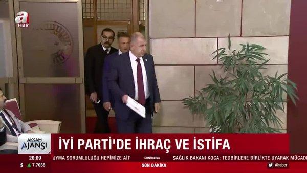 İYİ Parti'de İstifa ve ihraç depremi! Meral Akşener: Bir deli kuyuya taş attı... | Video