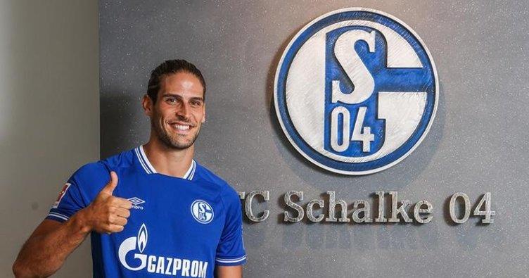 Schalke 04 Eintracht Frankfurt'tan Goncalo Paciencia kiraladı