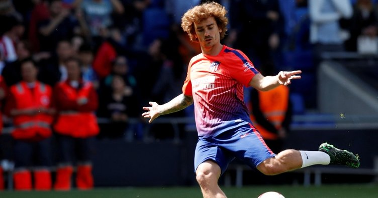 Antoine Griezmann resmen açıkladı! Atletico Madrid'den ayrılıyor