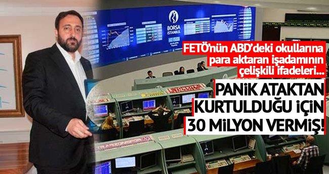 FETÖ'nün yabancı okullarına milyonlar vermiş!