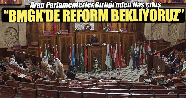 Arap Birliği'nden BM'ye flaş çağrı