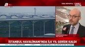 İGA CEO'su Kadir Samsunlu, A Haber'e İstanbul Havalimanı'nın 2020 hedeflerini anlattı