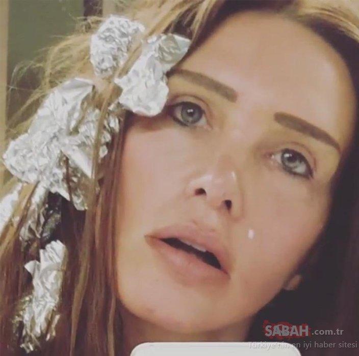 Hayat Bilgisi'nin Barbie'si İpek Erdem… Ünlü oyuncu İpek Erdem'in bu halini görenler inanamadı!