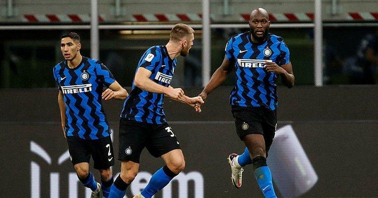 Eriksen uzatmada attı Inter Milan'ı eledi!