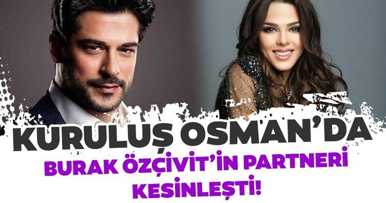 Kuruluş Osman'da bir oyuncu daha belli oldu! Burak Özçivit'in partneri Aslıhan Karalar kimdir, kaç yaşında?