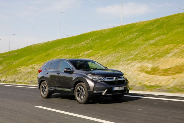 Test - Honda CR-V 1.5 Executive+