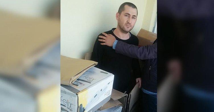 Kolide yakalanan FETÖ'cü tutuklandı