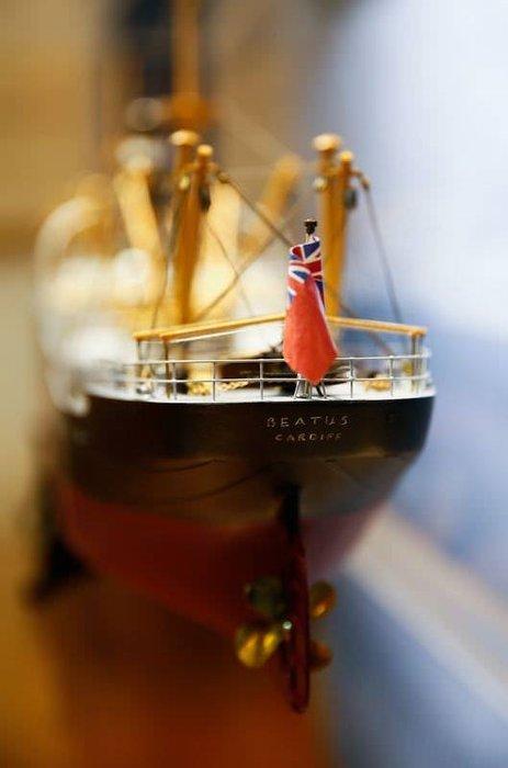 Denizcilik tarihine maketle yolculuk