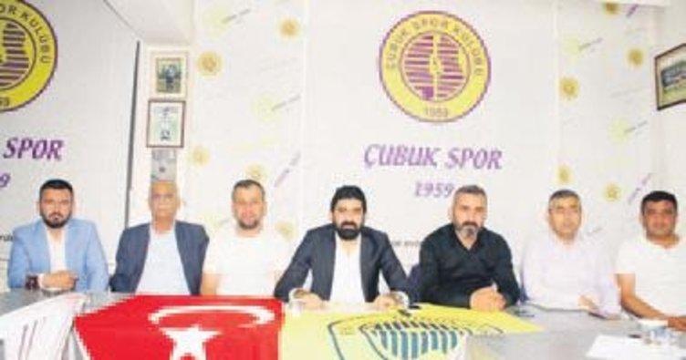 Çubukspor'da transferler sürüyor