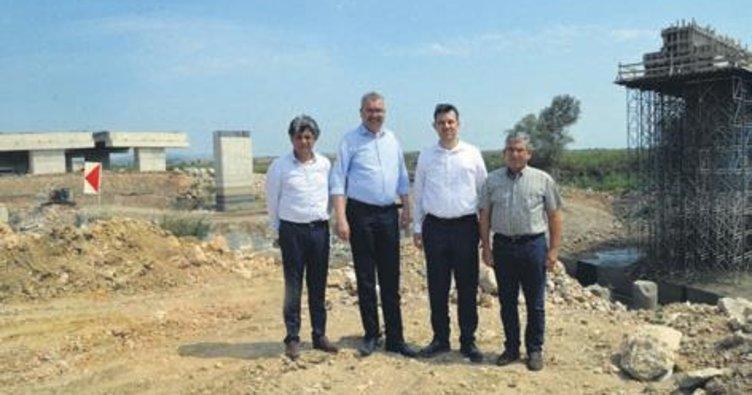 Dev proje Bursa ve çevresine kazandıracak