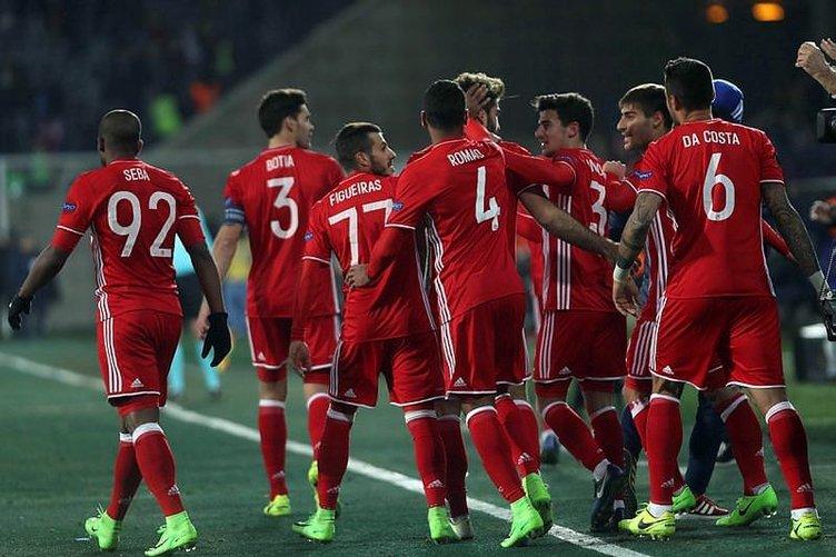 Beşiktaş'ın muhtemel rakipleri belli oldu